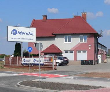 MERIDA oddział Kielce