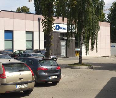 MERIDA oddział Lublin