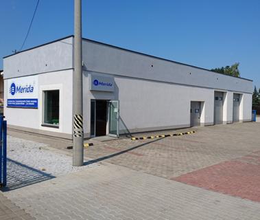 MERIDA oddział Ostrów Wlkp.