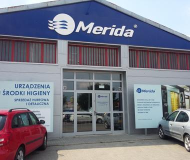 MERIDA oddział Zielona Góra