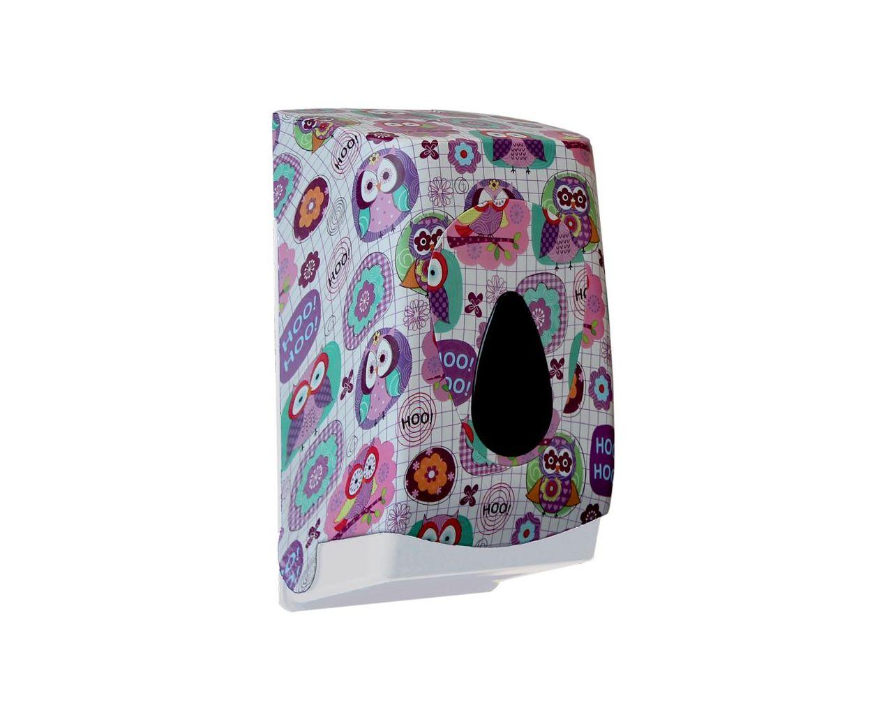 Pojemnik na papier toaletowy w listkach MERIDA UNIQUE JOY LINE