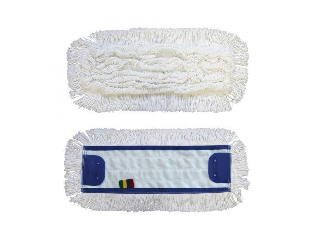 Mop z zakładkami OPTIMUM bawełniany 40 cm