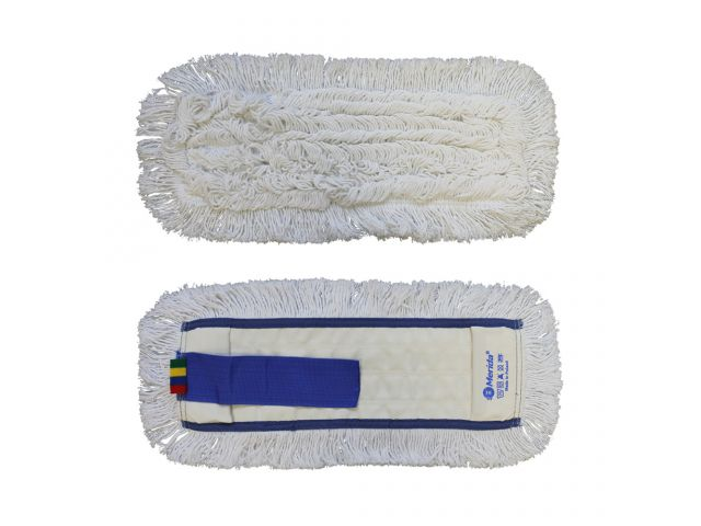 Mop z kieszeniami OPTIMUM bawełniany 40 cm