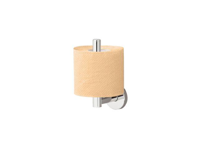 Uchwyt na zapasową rolkę papieru toaletowego    POLEROWANY
