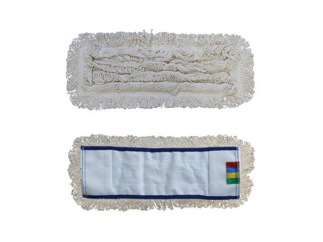Mop z kieszeniami STANDARD bawełniany 40 cm