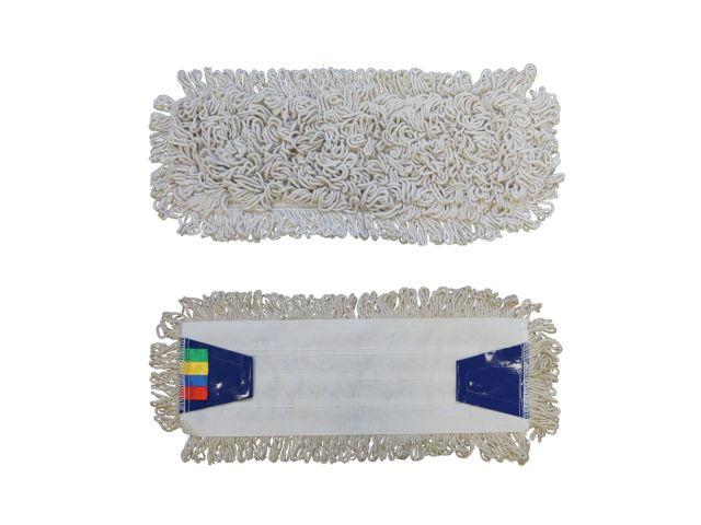 Mop z zakładkami ECONOMY bawełniany 40 cm