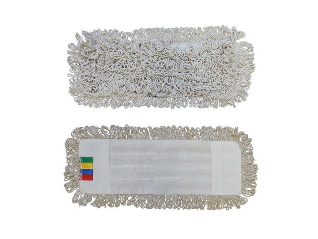 Mop z kieszeniami ECONOMY bawełniany 40 cm
