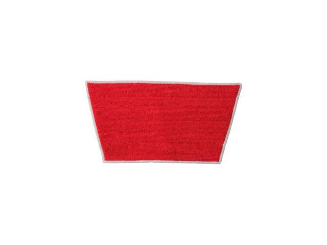 Mop z mikrowłókna PREMIUM (MINI) do ścian, czerwony