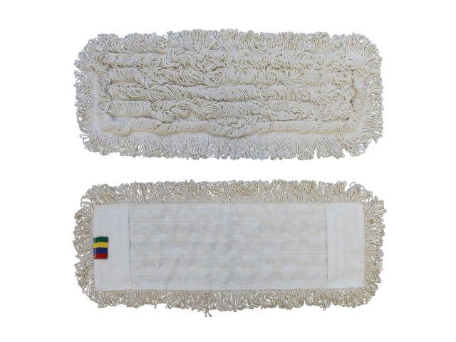 Mop z kieszeniami ECONOMY bawełniany 50 cm