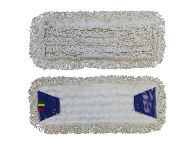 Mop z zakładkami ECONOMY bawełniany 50 cm