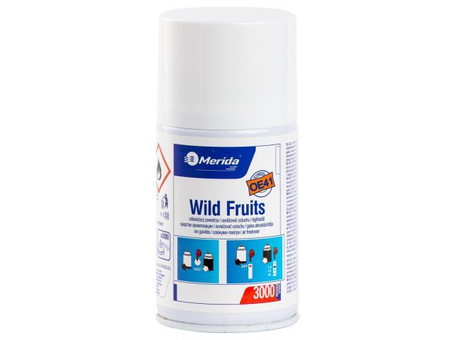 WILD FRUITS - tropikalny, słodki zapach - wymienny wkład do elektronicznych odświeżaczy powietrza