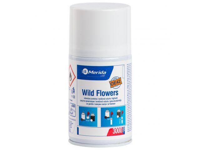 WILD FLOWERS - świeży, pięknie zbalansowany zapach - wymienny wkład do elektronicznych odświeżaczy powietrza