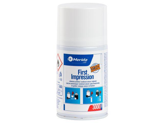 FIRST IMPRESSION - rześki, słodki zapach - wymienny wkład do elektronicznych odświeżaczy powietrza