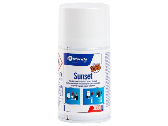 SUNSET - intensywny, pyszny i kremowy zapach - wymienny wkład do elektronicznych odświeżaczy powietrza