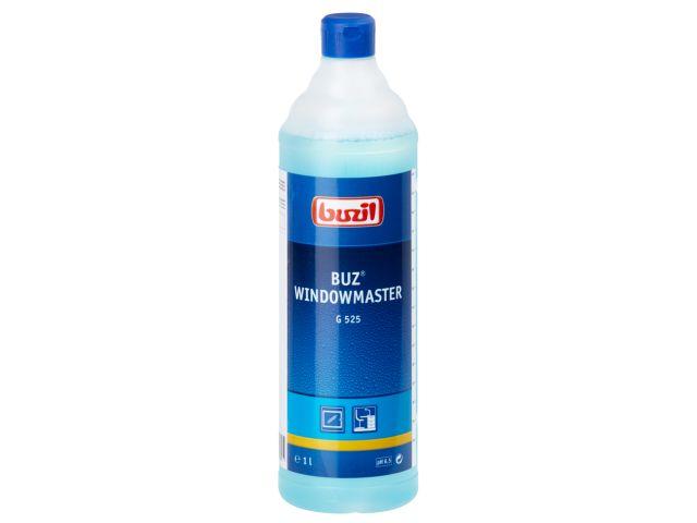 G525 Buz Window Master - środek do mycia okien w formie koncentratu, butelka 1 l