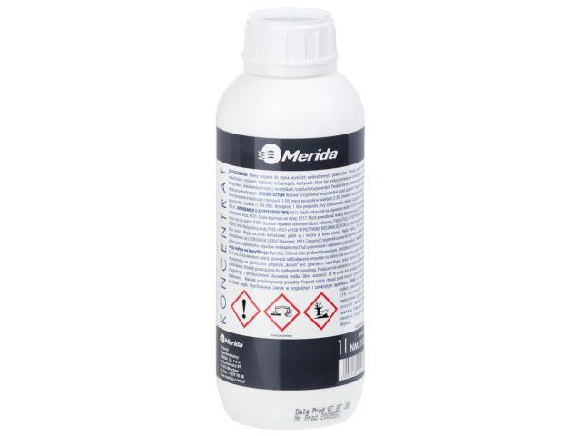 MERIDA ANTISMEL PLUS środek do usuwania ciężkich substancji i przykrych zapachów, butelka 1 l