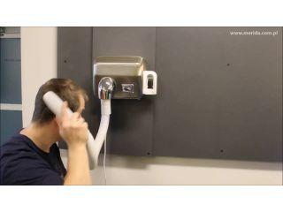 12. Obsługa suszarki do włosów basenowej (EIM501).