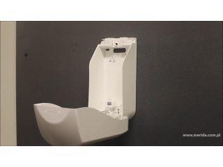 1. Wymiana wkładu w dozowniku sprayowym MERIDA TOP płynów dezynfekujących (DTR401)