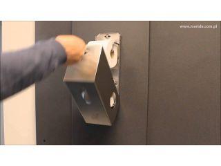1. Wymiana wkładu i obsługa pojemnika na papier toaletowy (BSM501)