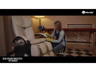 10. Bieżące sprzątanie pomieszczeń SPA - fotel do masażu.