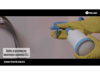 8. Dozowanie preparatów chemicznych.