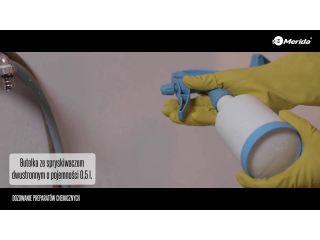 Dozowanie preparatów chemicznych.