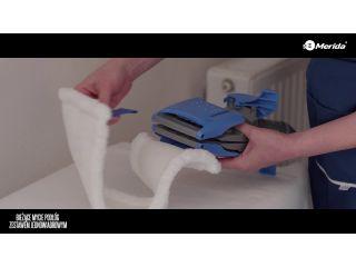 Bieżące mycie podlog zestawem jednowiadrowym