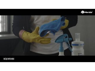 Bieżące mycie mebli