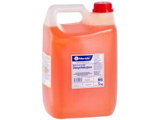 Mydła antybakteryjne